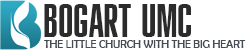 Bogart United Methodist Church Logo